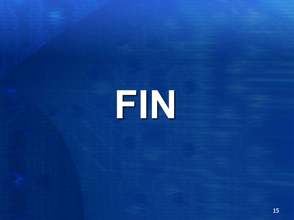 15 FIN