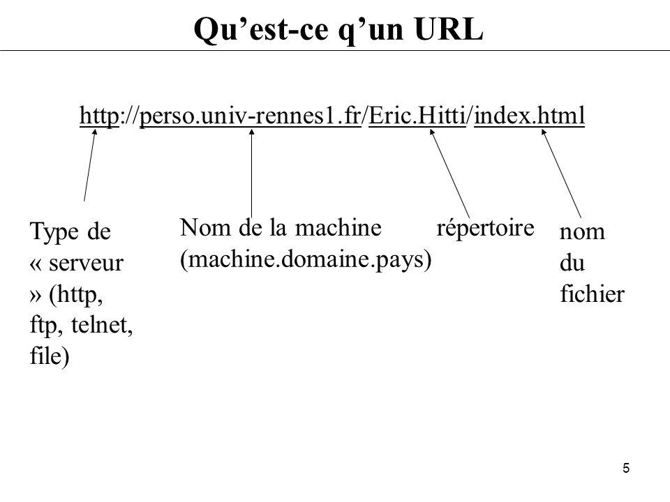 4 Comment devenir Webmaster Un serveur (CRI) Un espace réservé Votre ordinateur Un éditeur dHTML (Netscape Composer) Le Web mondial