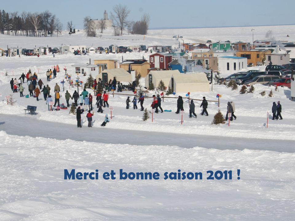 Merci et bonne saison 2011 !