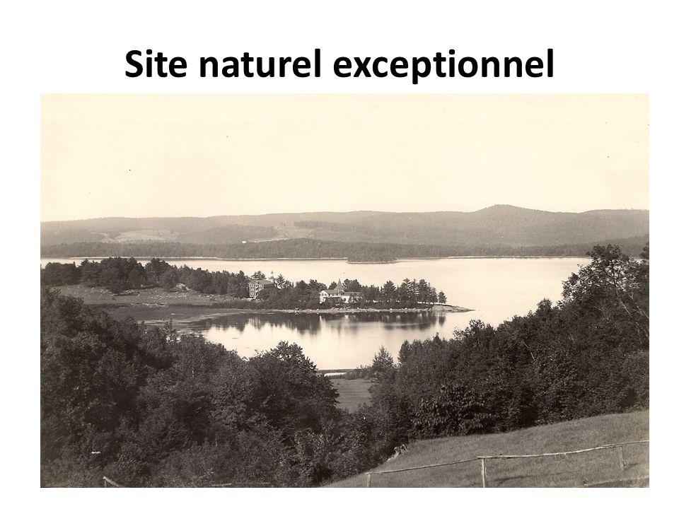 Site naturel exceptionnel