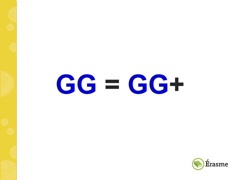 GG = GG+