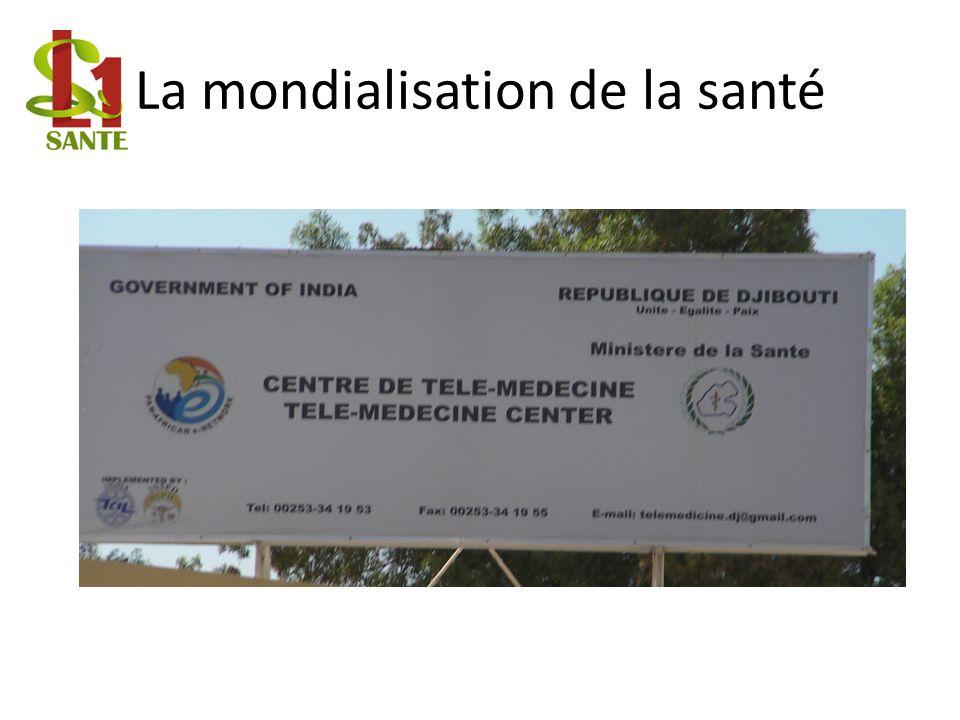 La mondialisation de la santé