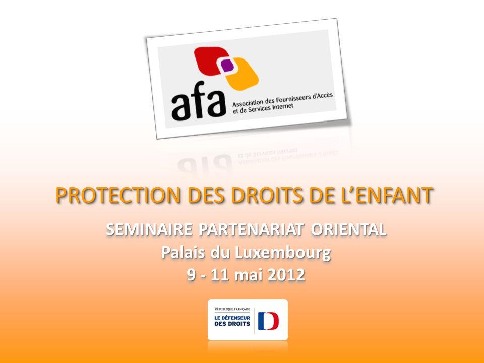 SEMINAIRE PARTENARIAT ORIENTAL Palais du Luxembourg 9 - 11 mai 2012 SEMINAIRE PARTENARIAT ORIENTAL Palais du Luxembourg 9 - 11 mai 2012 PROTECTION DES