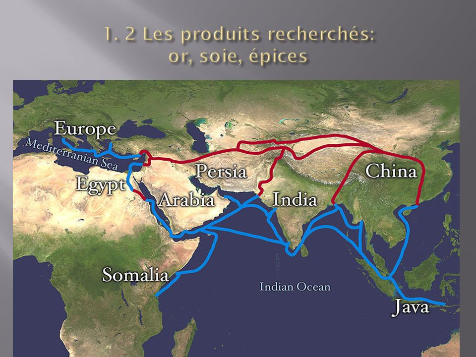 Au départ, les grandes lignes commerciales maritimes prennent une formidable expansion et plusieurs villes portuaires senrichissent considérablement.