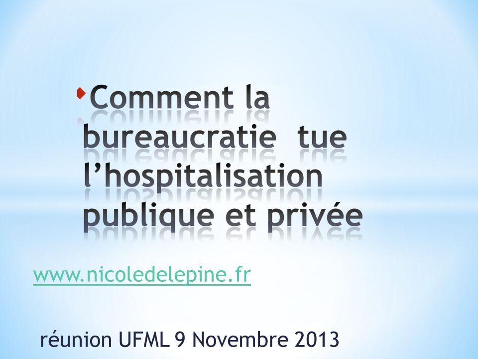 www.nicoledelepine.fr réunion UFML 9 Novembre 2013