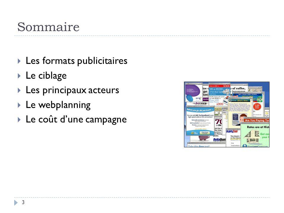 LES FORMATS PUBLICITAIRES 4