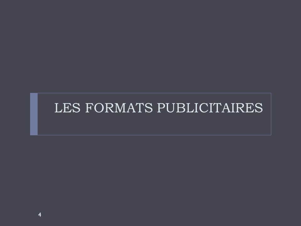Les tarifs Majorations : Ciblage Exclusivité Rich média Campagnes multi-marques/ multi-produits Au final : Marché net = 240 millions d euros en France en 2009 35