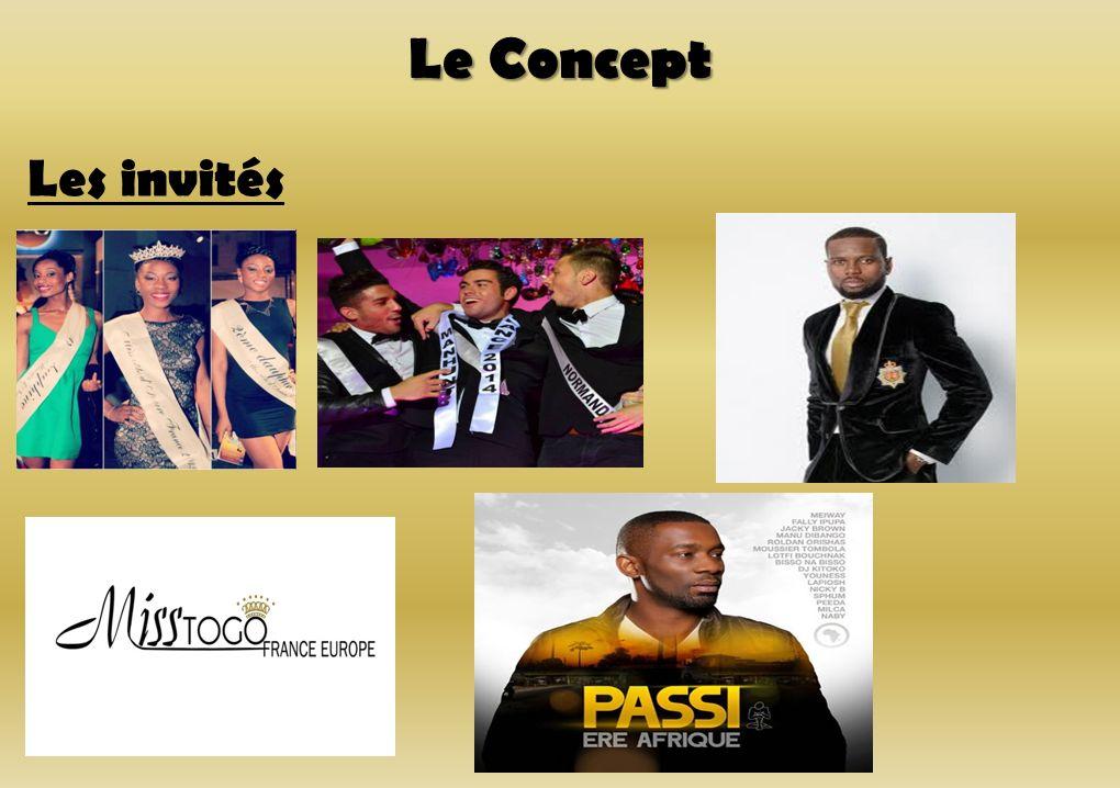 Le Concept Les invités