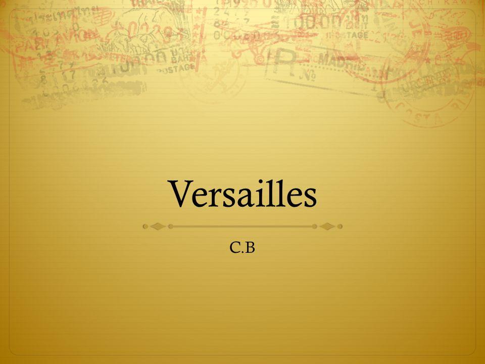 Versailles C.B