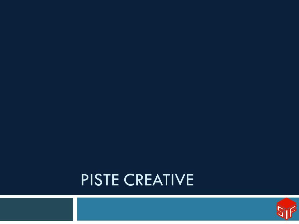 PISTE CREATIVE