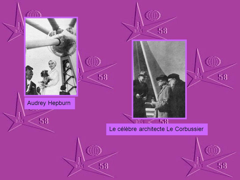 Le Roi Baudouin, accueille Sophia Loren