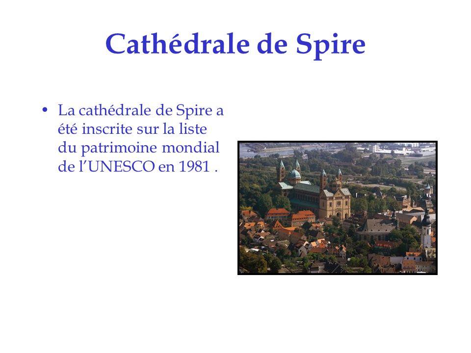 Monastère de Maulbronn Le Monastère de Maulbronn a été inscrit au patrimoine mondial de lUNESCO en 1993