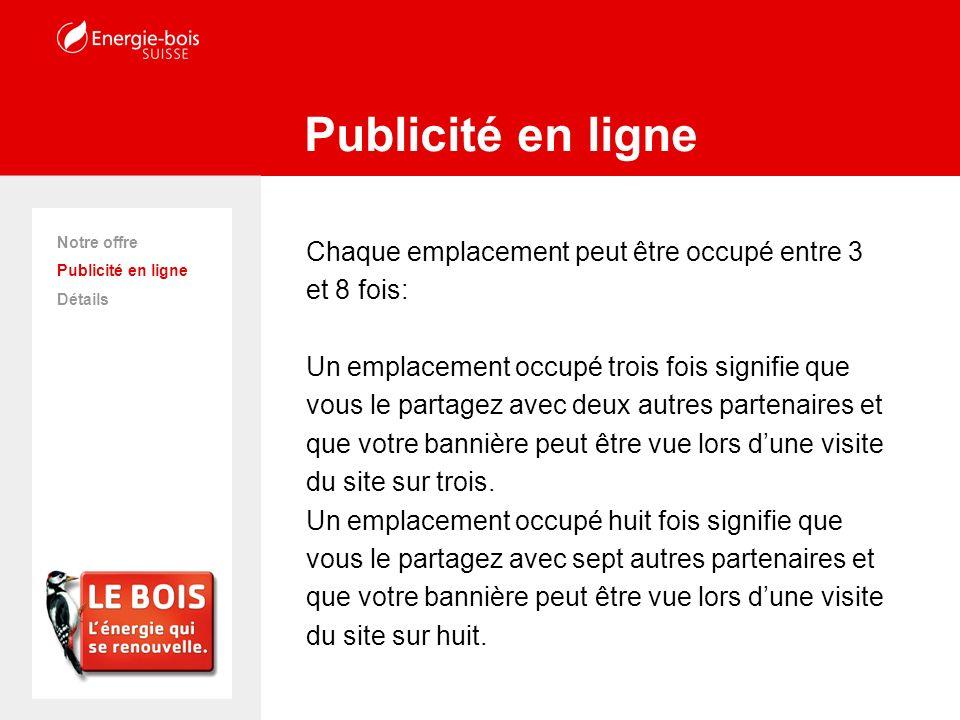 www.energie-bois.ch Une plate-forme avantageuse pour les partenaires de la campagne!