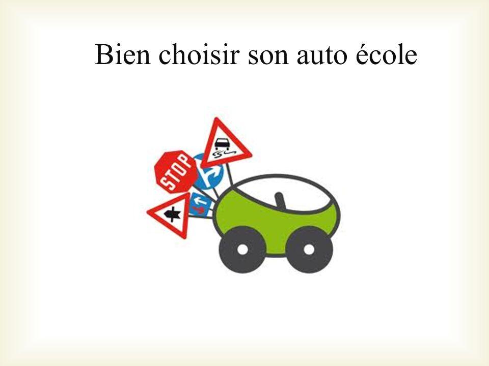 Bien choisir son auto école