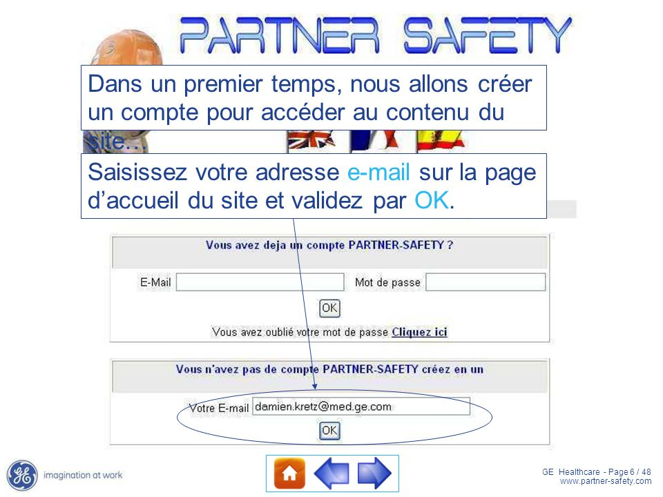 GE Healthcare - Page 47 / 48 www.partner-safety.com MANAGERCENTRE DE COUTMANAGERCENTRE DE COUT HCS BELGIUM SALES & SERVICEHCIT FBL SALES & SERVICE Arickx, Hans 511338 HCIT Belgium Service 511820 Clinckemaillie, Dirk 511320C (North) / 511330C (South) Holive, Charles (ITPS)310327 (DI) / 312150 (Dev.) Cuyckens, Victor 511420Holive, Charles (SVC)310207 (DI) / 312527 (Dev.) Guiral, Myriam 511310Thiebaud, Jérôme310394 (DI) / 312652 (Dev.) Keller, Didier 511022PERFORMANCE SOLUTIONS Swankaert, Marc 511320A (North) / 511330A (South) Collin, Jean-Noël319116 Vaeyens, Dirk 511320B (North) / 511330B (South) Granier, Nicolas 310208 Vallauri, Marianna 511371Merour, Eric310217 Vandenweghe, Johan 511460 Centres de Coût HCS Belgique / HCIT / Performance Solutions