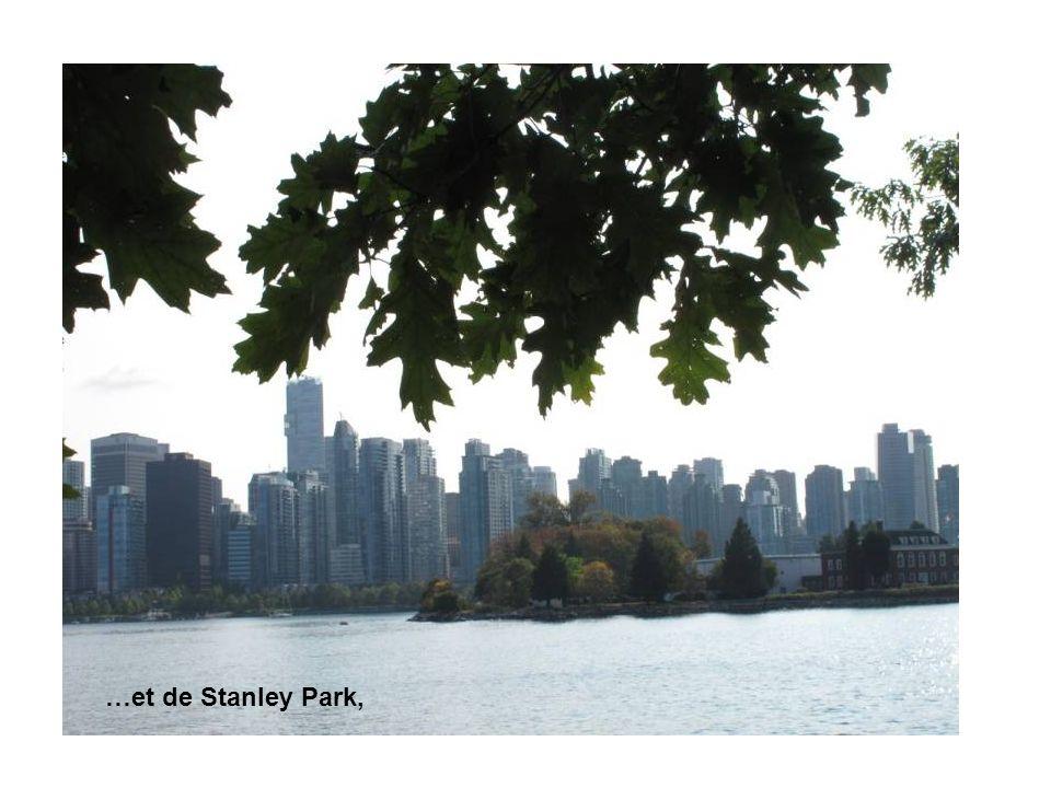 …et de Stanley Park,