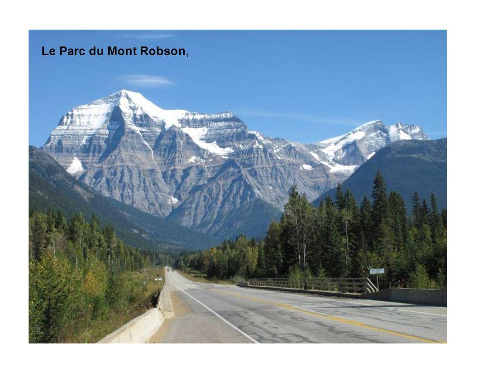 Le Parc du Mont Robson,