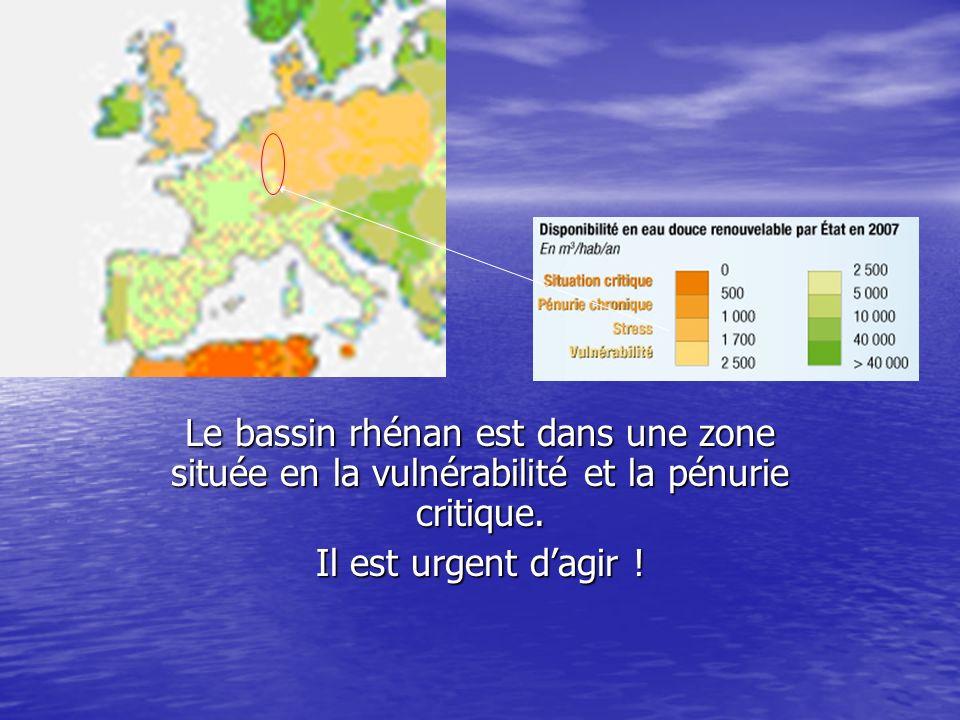 Agrandissement Page suivante Disponibilité en eau douce renouvelable datant de 2007