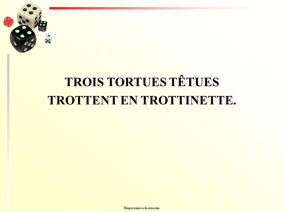 Diaporamas-a-la-con.com TROIS GROS RATS GRIS DANS TROIS GROS TROUS RONDS RONGENT TROIS GROS CROÛTONS RONDS.