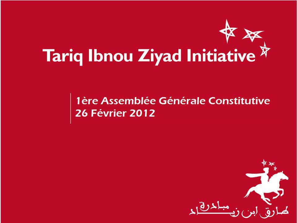 2 Ordre du Jour de lAssemblée Générale Préambule (7 mn): Mot de linitiateur de TIZI Rappel des missions de Tariq Ibnou Ziyad Initiative / Qui sommes nous aujourdhui .