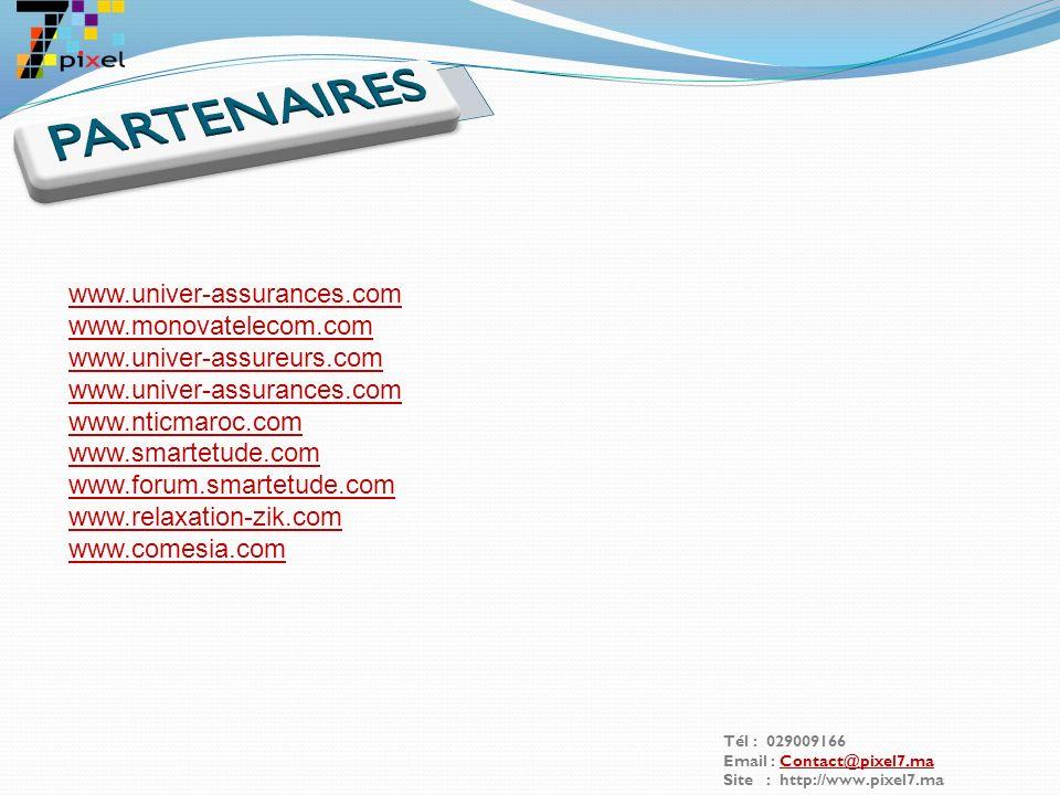 Tél : 029009166 Email : Contact@pixel7.maContact@pixel7.ma Site : http://www.pixel7.ma Un Cd interactif en plus de la mobilité présente plusieurs fonc