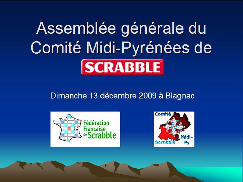 Comité Midi-Pyrénées de Scrabble - Saison 2008-2009 - PRODUITS Comptes du 1 juillet 2008 au 31 août 2009 CompteIntituléDébitCréditCréditeurN - 1N - 2 70600000 Licences40,0018406,0018366,0016047,0014227,00 70605000 Tournois Scrabble Classique 1133,00 496,50163,83 70606000 Tournois Homologués 1190,00 1651,000,00 70620000 TRAP/COAP/PAP226,00 0,00680,00928,50 70630000 Phase 1 1766,50 1732,00813,00 70631000 Phase 2 1862,25 2041,50990,75 70632000 Phase 3 980,25 748,00357,00 70640000 Qualif.