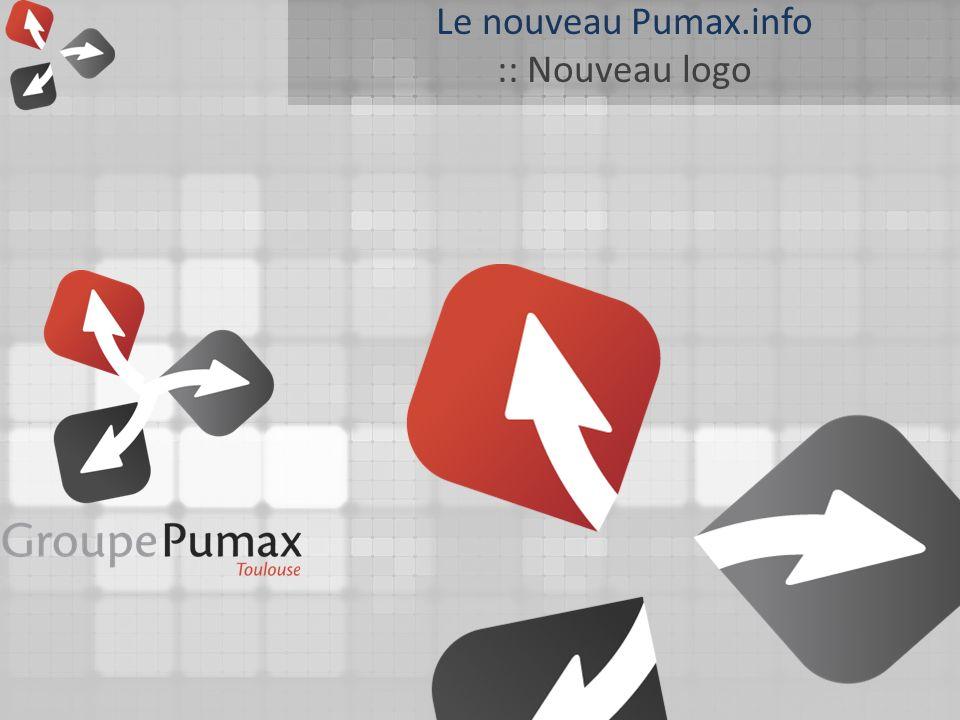Le nouveau Pumax.info :: Nouveau logo