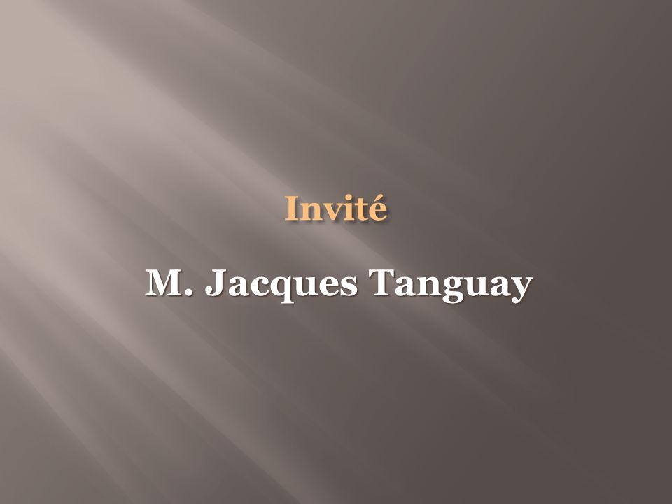 M. Jacques Tanguay