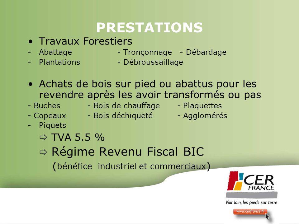 Bois Energie 17 decembre 20096 PRESTATIONS Travaux Forestiers -Abattage- Tronçonnage - Débardage -Plantations- Débroussaillage Achats de bois sur pied