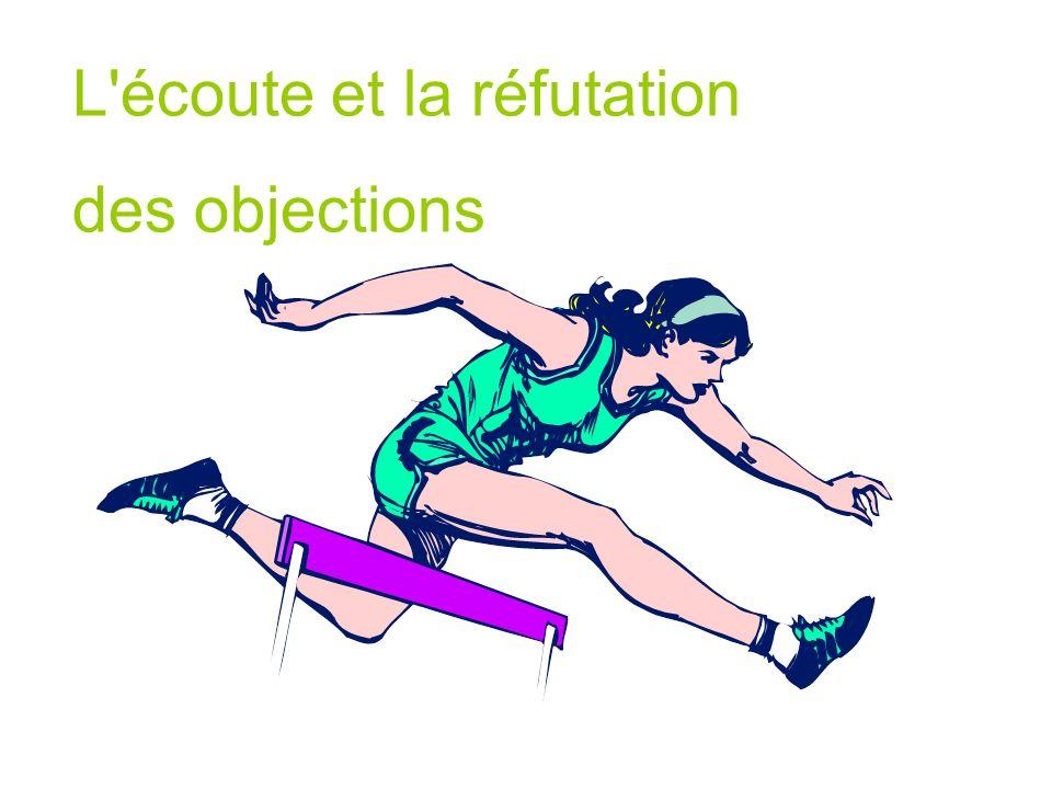 Chapitre 9 : L écoute et la réfutation des objections Communication et représentation commerciale2 de 32 Sommaire Les objections Les objections - pourquoi .