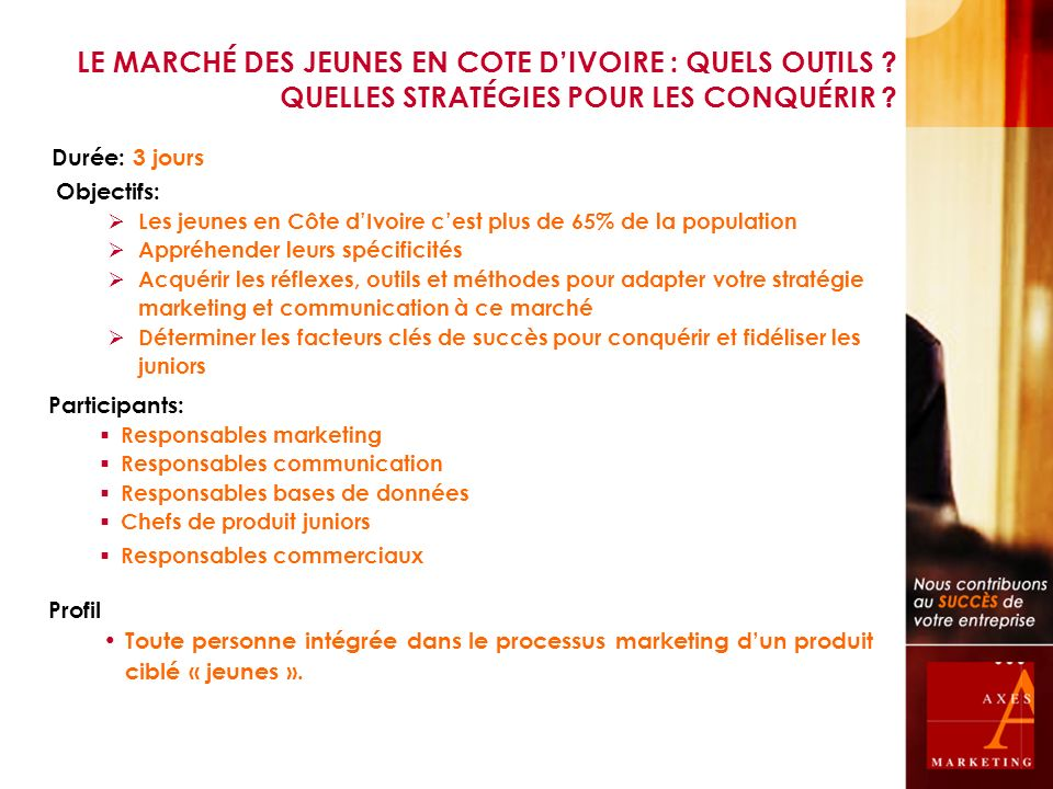 Marketing Opérationnel MODE DEMPLOI