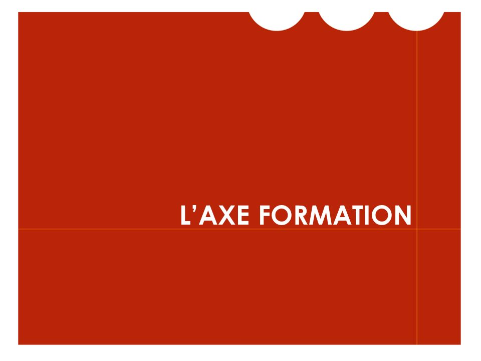 LAXE FORMATION