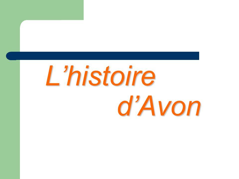 Lhistoire dAvon