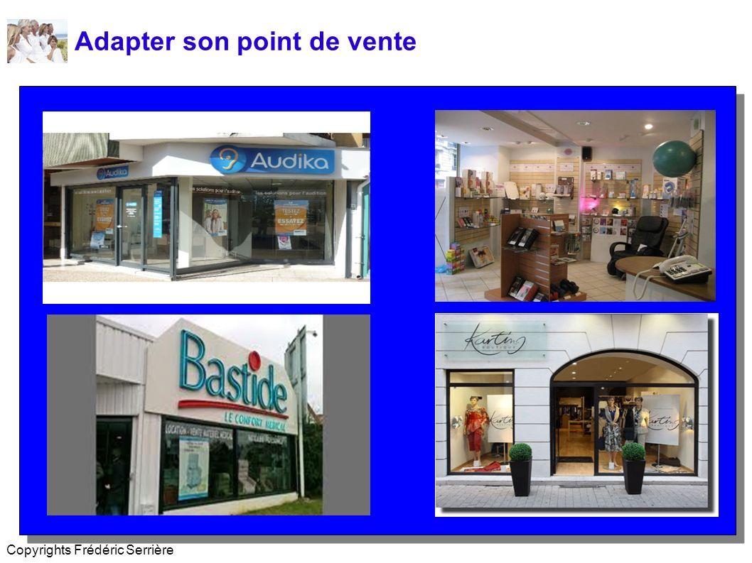 Adapter son point de vente Copyrights Frédéric Serrière
