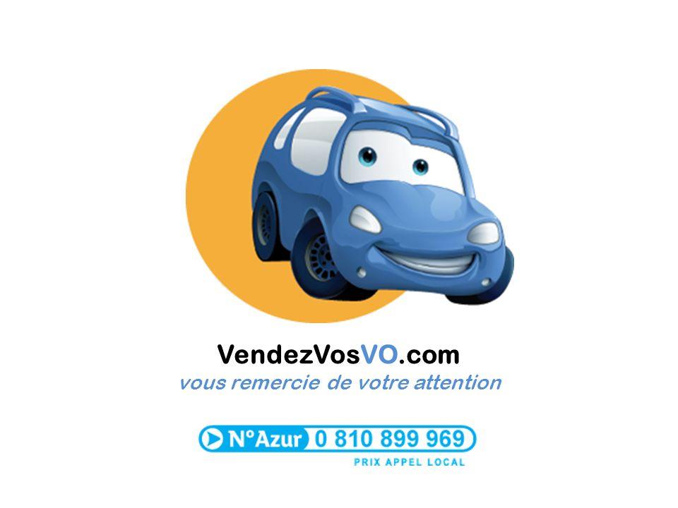 VendezVosVO.com vous remercie de votre attention