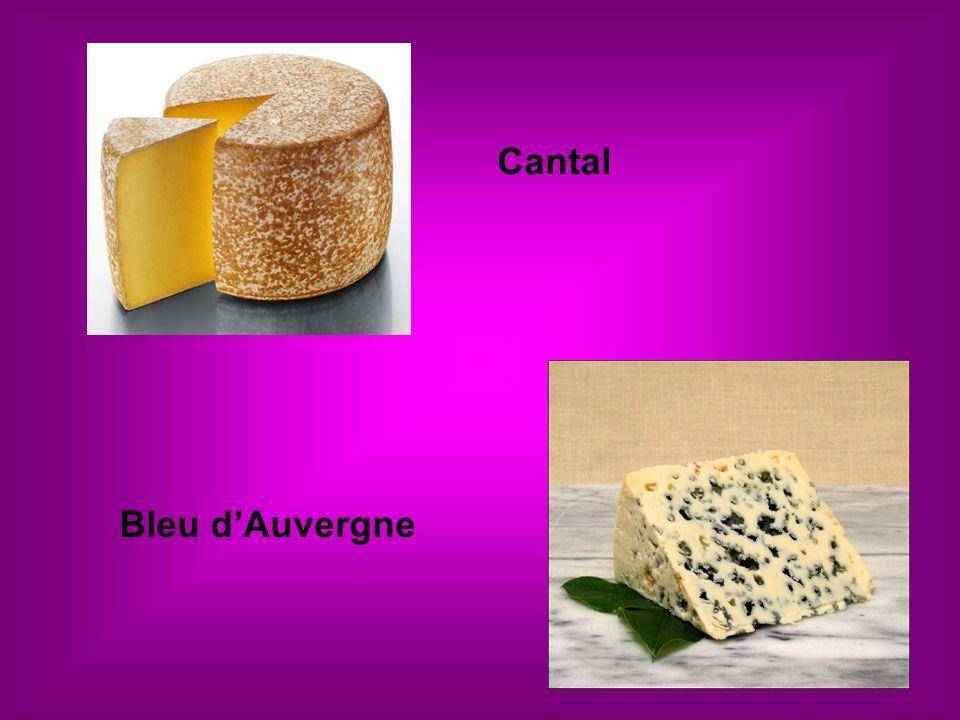 Cantal Bleu dAuvergne