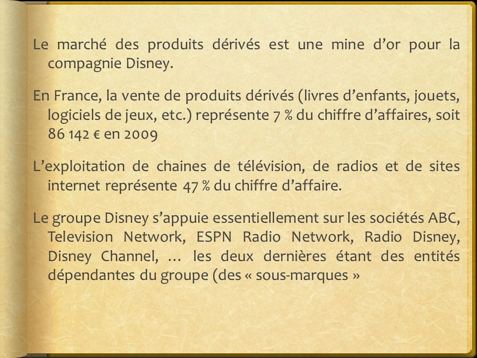 Consommation Les logos