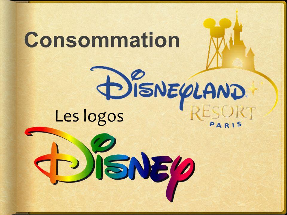Consommation Les logos
