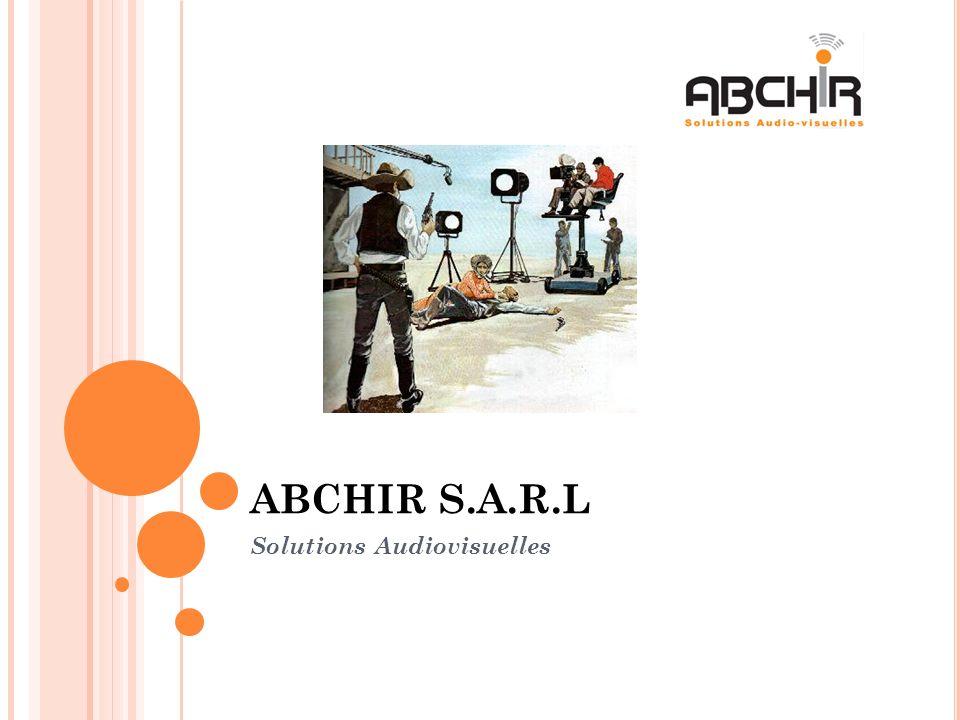 ABCHIR S.A.R.L Solutions Audiovisuelles