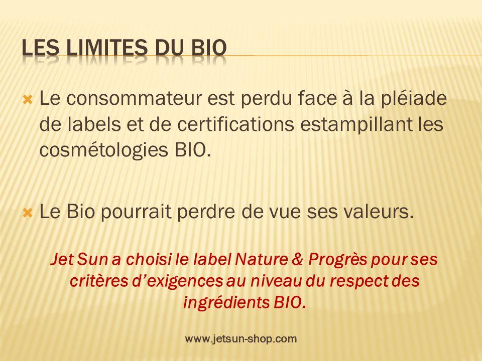 Le consommateur est perdu face à la pléiade de labels et de certifications estampillant les cosmétologies BIO. Le Bio pourrait perdre de vue ses valeu