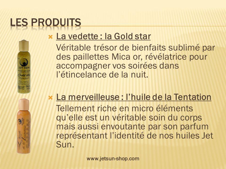 La vedette : la Gold star Véritable trésor de bienfaits sublimé par des paillettes Mica or, révélatrice pour accompagner vos soirées dans létincelance