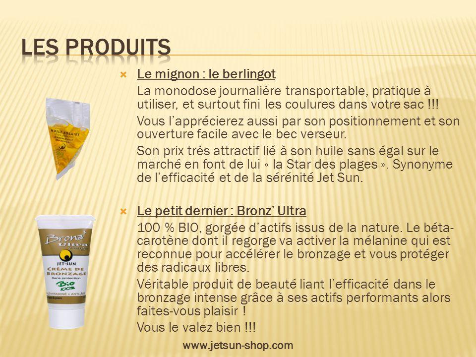 Le mignon : le berlingot La monodose journalière transportable, pratique à utiliser, et surtout fini les coulures dans votre sac !!! Vous lapprécierez