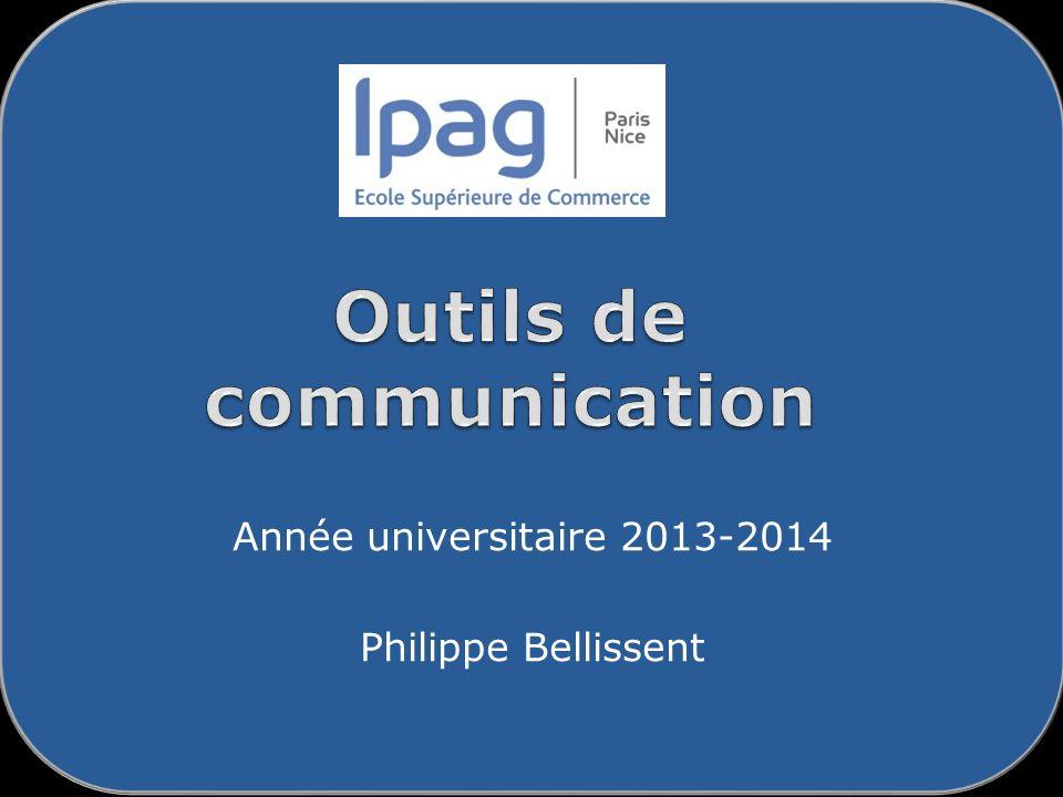 Année universitaire 2013-2014 Philippe Bellissent