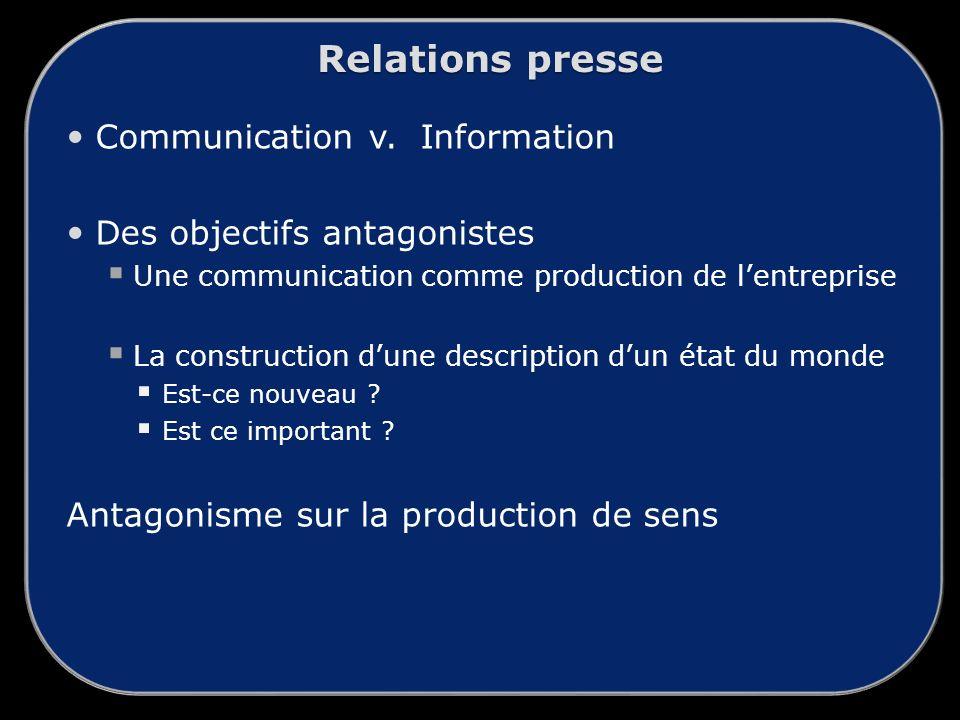 Communication v.