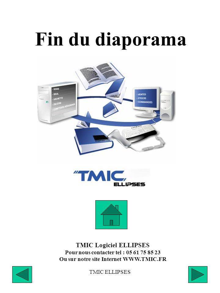 TMIC ELLIPSES Analyse des ventes Exemple de document ELLIPSES récupérable sous Word ou autre Excel 50 Meilleures ventes sur une période donnée avec qu