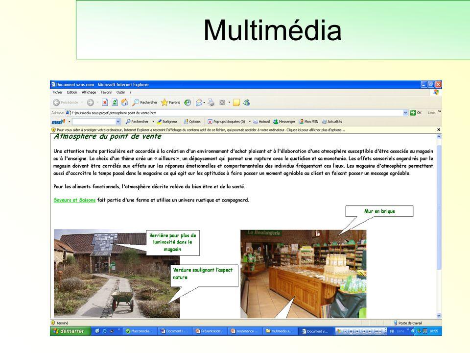 Master QUALIMAPA 2005-2006 Multimédia