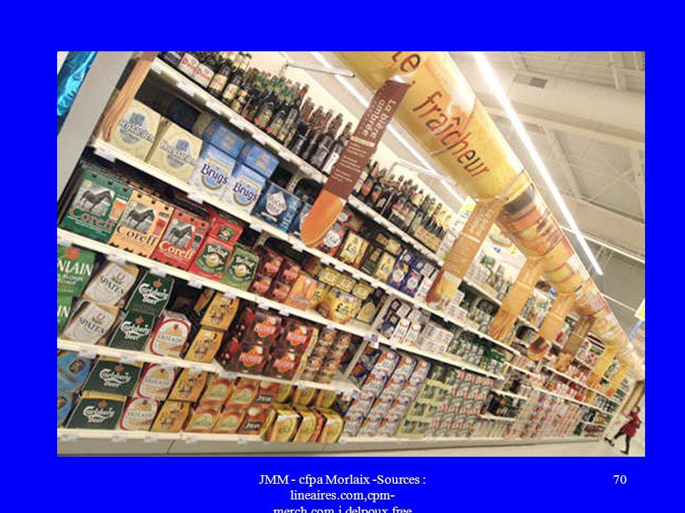 JMM - cfpa Morlaix -Sources : lineaires.com,cpm- merch.com,j.delpoux.free 69 La démarche de Brasseries Kronenbourg a déjà séduit plus de 200 magasins
