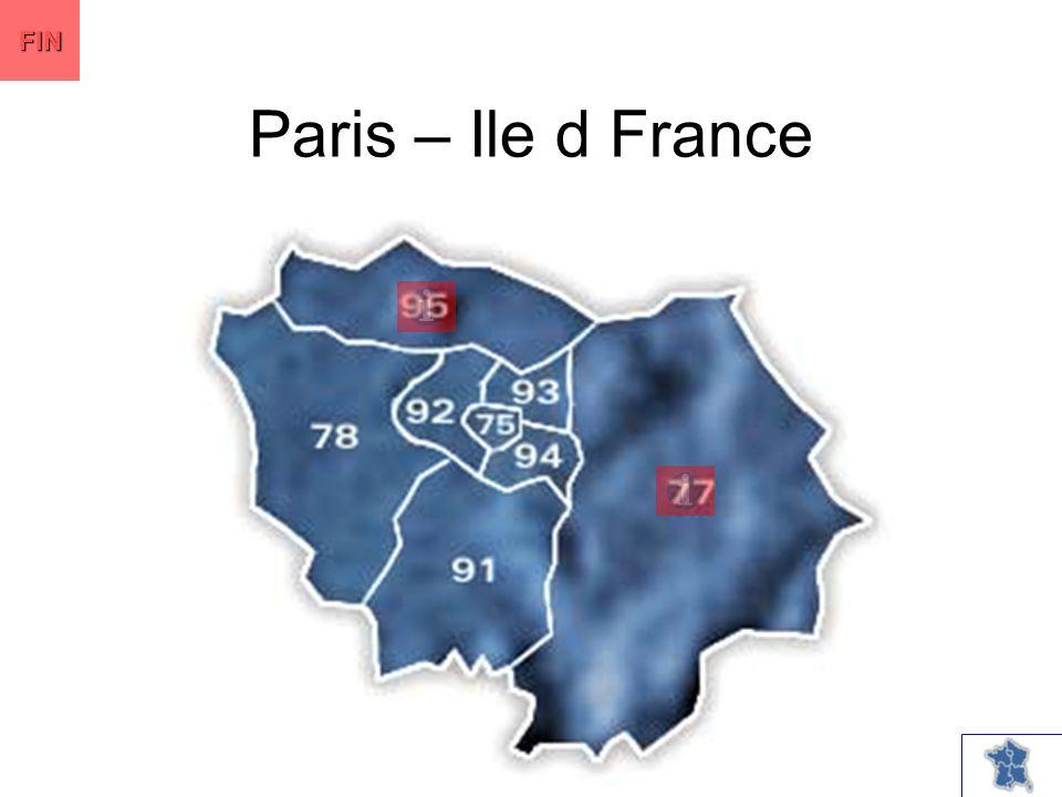 Paris – Ile d France FIN
