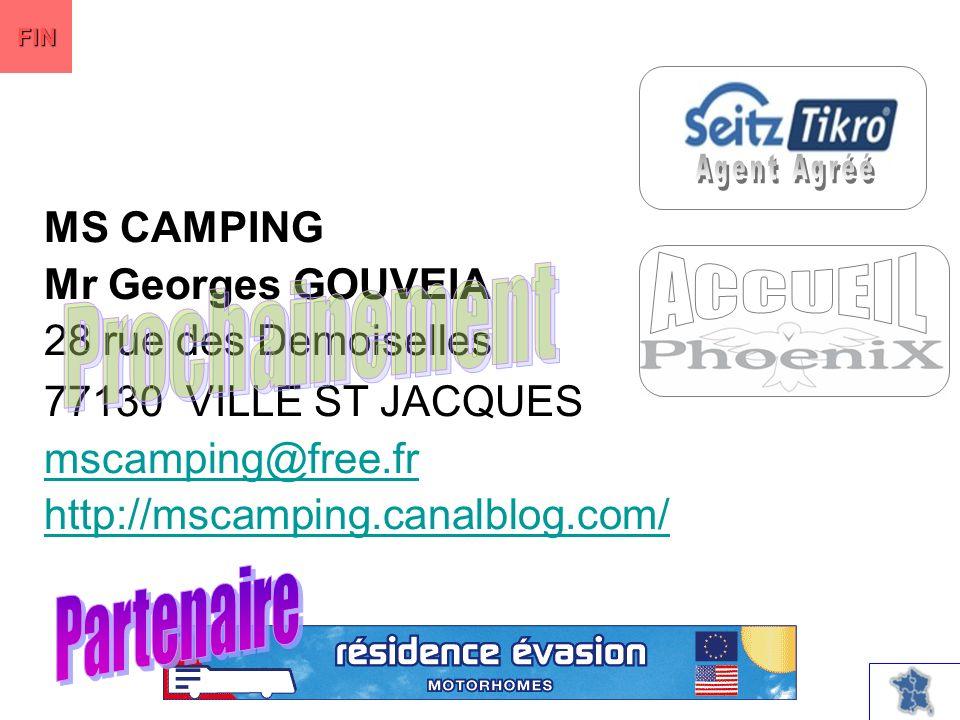 AUTO CAMPING CAR SERVICE 4 Ave des carrières 14760 Bretteville sur Odon +33 (0)231 730 101 http://www.autocampingcarservice.com info@boutelet.com FIN