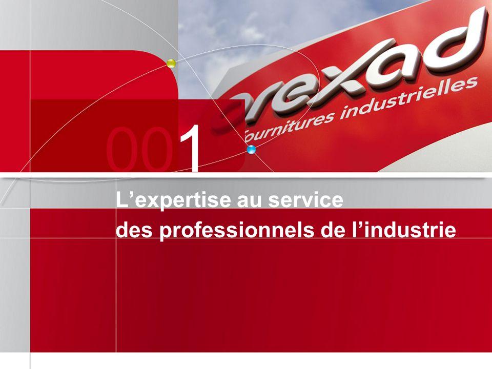 1 Lexpertise au service des professionnels de lindustrie